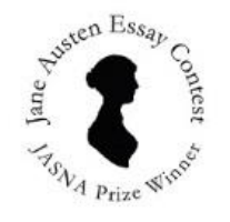 JASNA Essay Contest graphic
