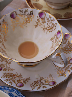 Photo of tea cup