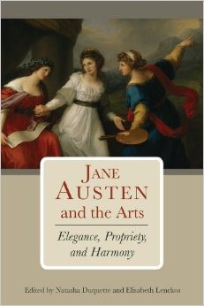 Jane Austen and the Arts book cover