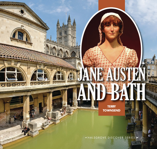 Book cover of 'Jane Austen and Bath'