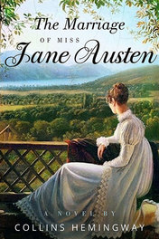 Book cover of 'The Marriage of Miss Jane Austen'