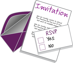 RSVP illustration
