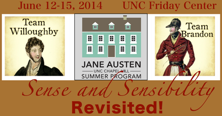 Jane Austen Summer Program