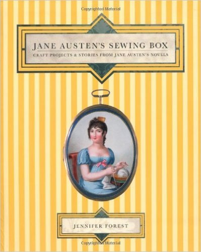Cover of Jane Austen's Sewing Box
