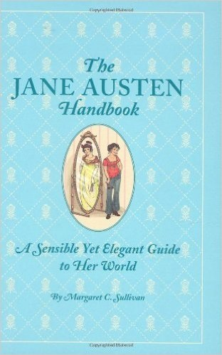 Cover of The Jane Austen Handbook